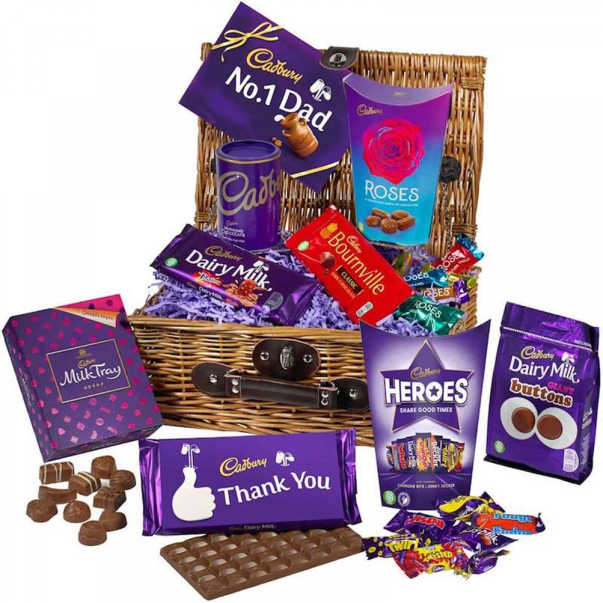 Cadbury Father's Day gift ideas personalised