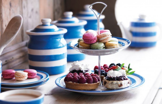 Made in Britain: Cornishware by T.G. Green