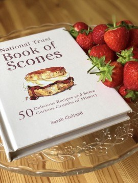 scones recipe book