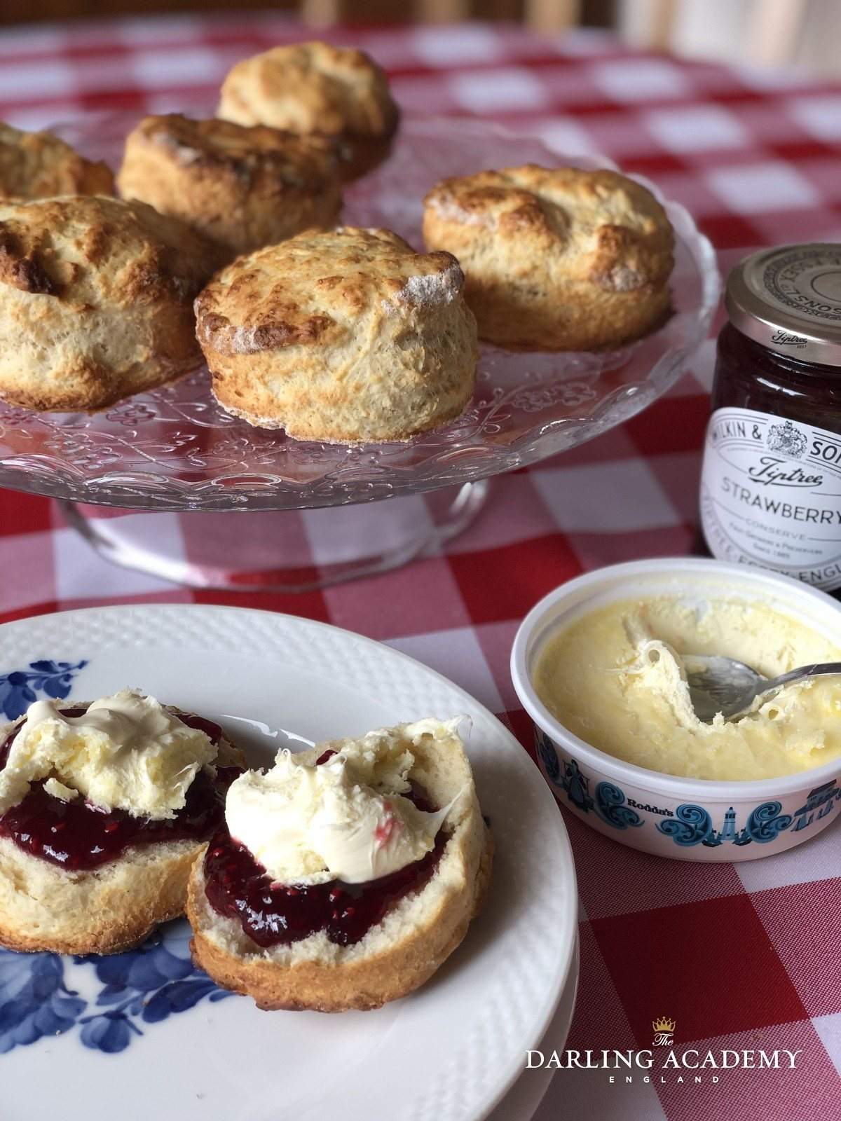 British scones recipe