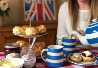 Let's celebrate National Cream Tea Day
