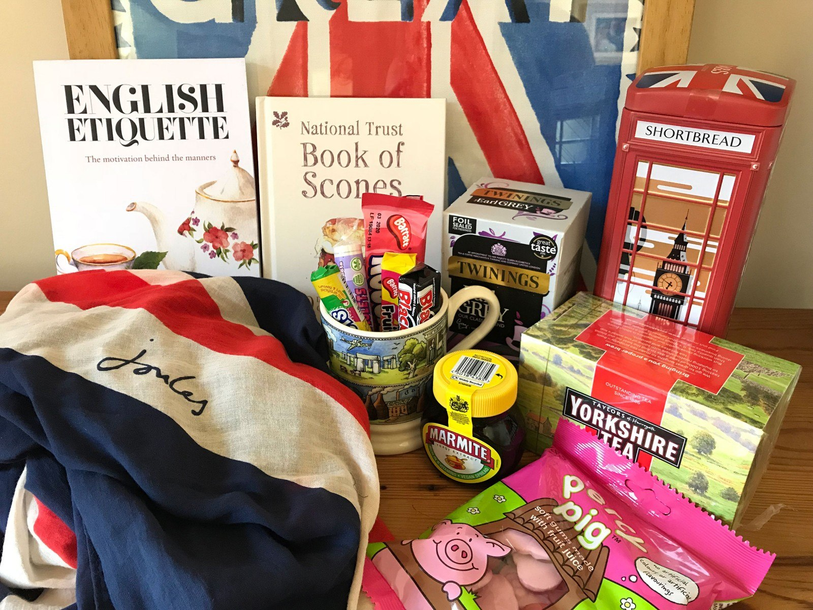 The Darling Academy Very British Giveaway June 2019
