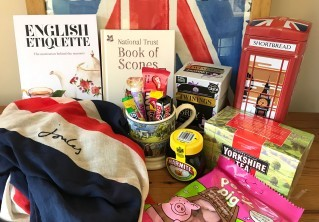 A Great British giveaway!