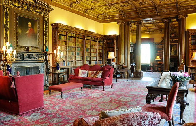 How to create a classic English library for your home