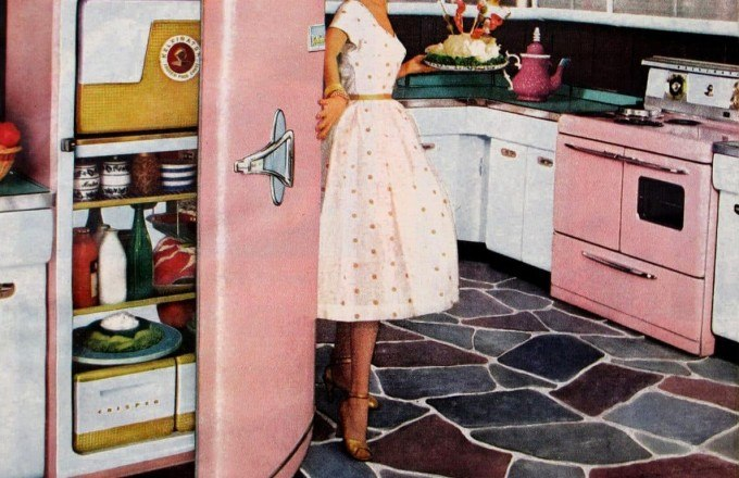 A not so desperate housewife