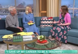Traditional Housewife on ITV's This Morning