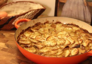 Family Favourites: Chicken & Leek Potato Pot Pie