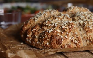 Alice's quick and easy Soda Bread recipe