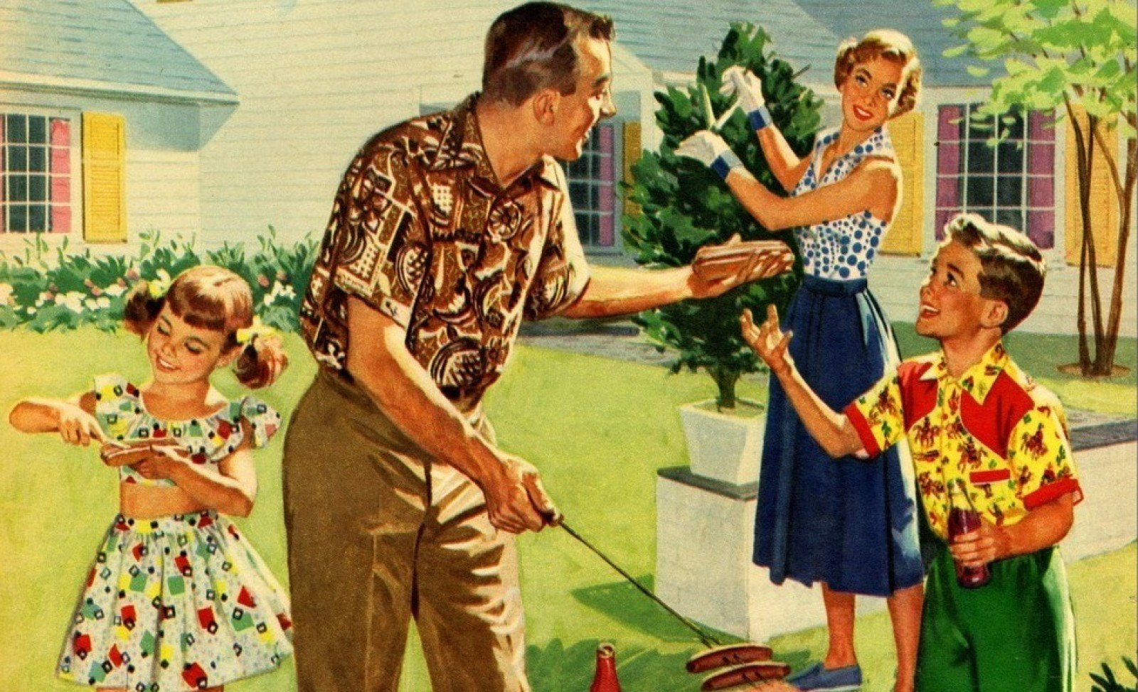 Traditional Family Values Blog
