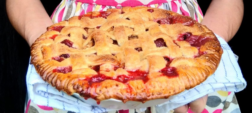 Easy plum pie recipe