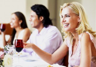 Navigating political debate at a dinner party