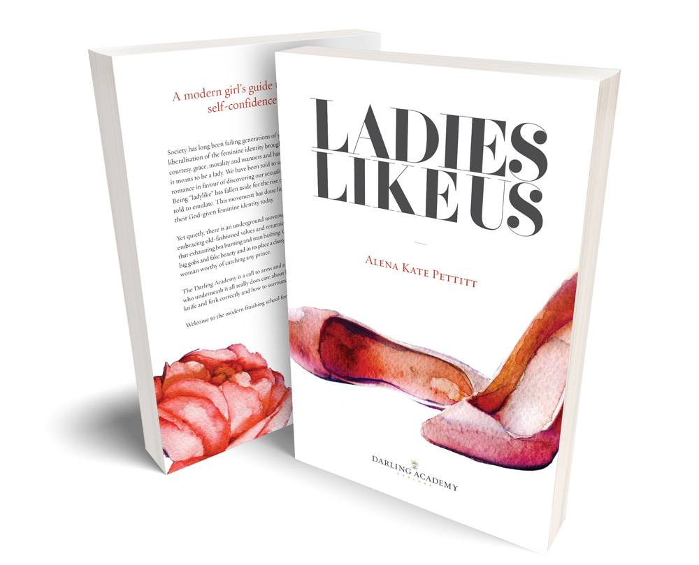 Ladies Like Us book